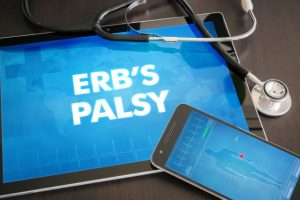 What causes Erb's Palsy?